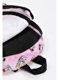 DeFacto Kız Çocuk Mickey Mouse Lisanslı Okul ve Sırt Çantası Renkli
